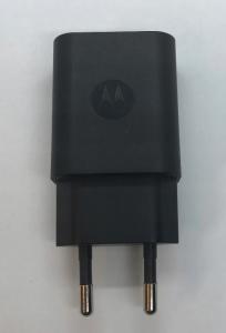 Nowa Oryginalna ładowarka sieciowa Motorola SA18C38056 (SC-62) 1A 5W (czarna)