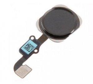 HOME button taśma flex iPhone 6 / 6+ czarny
