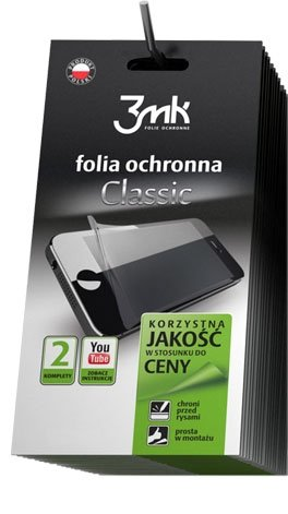 3MK CLASSIC FOLIA ALCATEL 4033D POP C3 - 2szt