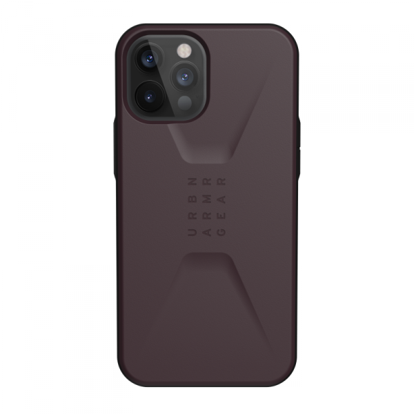 UAG Civilian - obudowa ochronna do iPhone 12 Pro Max (Eggplant)