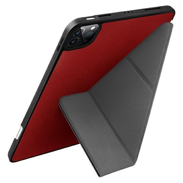 "UNIQ etui Transforma iPad Pro 11"" (2021) Antimicrobial czerwony/coral red"