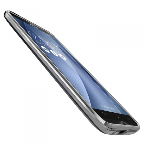 ETUI SPIGEN Liquid Crystal do Asus ZenFone 2