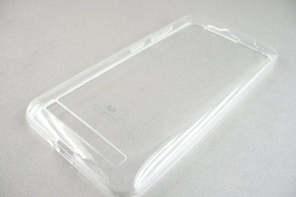 MERCURY JELLY CASE ETUI BACK COVER ZENFONE MAX ZC550KL (przeźroczysty)