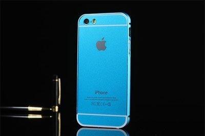 ALUMINIOWY BUMPER ETUI do Apple iPhone 5 5S SE + SZKŁO HARTOWANE 9H (4 kolory)