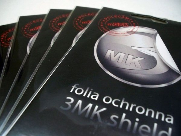 3MK SHIELD - SUPERMOCNA FOLIA OCHRONNA DO Sony Xperia E C1504, C1505 (2 szt.)
