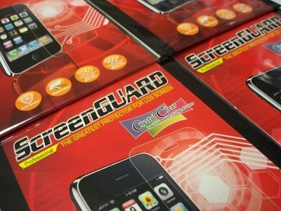 SCREENGUARD FOLIA OCHRONNA CrystalClear do NOKIA LUMIA 610