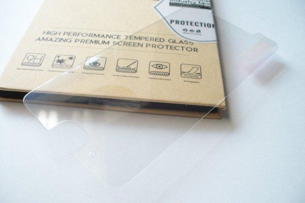 SZKŁO HARTOWANE - SZYBKA 9H 0,3mm LENOVO MOTO G5