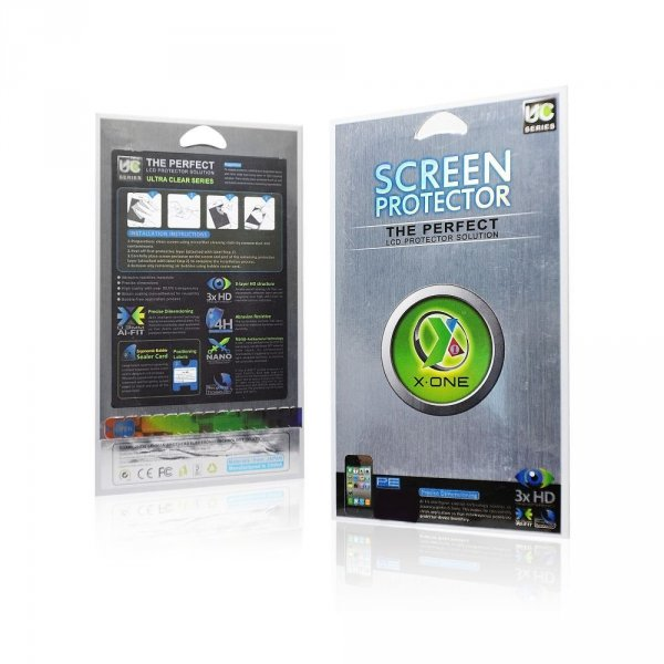 X-ONE SCREEN PROTECTOR - folia ochronna LCD seria Ultra Clear do SONY XPERIA Z2 L50W