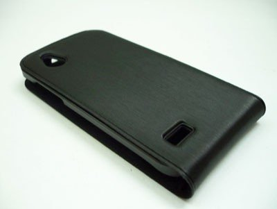 SLIM LINE - SATYNOWE ETUI FLIP CASE DO HTC DESIRE V
