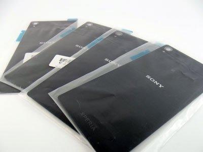 Sony - NOWA KLAPKA BATERII PANEL SONY XPERIA Z3 (czarna)