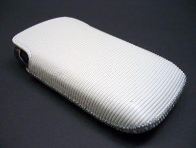 BLACKBERRY ORYGINALNY POKROWIEC DO CURVE 9370/9360/9350 - ACC-39404-202 (biały)