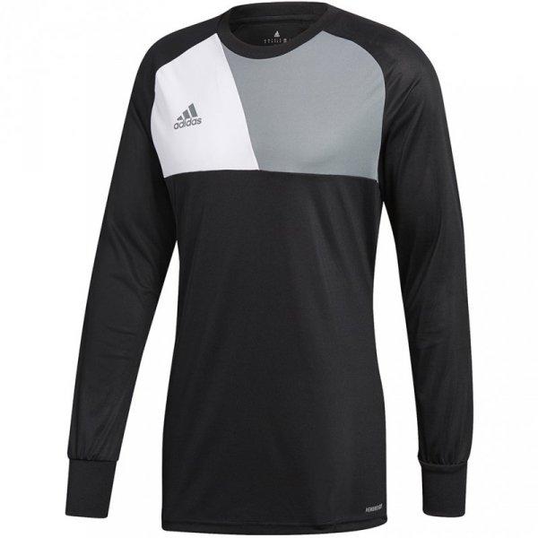 Bluza bramkarska dla dzieci adidas Assita 17 GK JUNIOR czarna AZ5401/GH1660