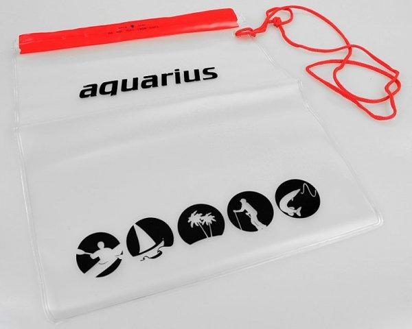 Etui wodosczelne Woreczek Aquarius roz S