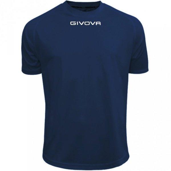 Koszulka Givova One granatowa MAC01 0004