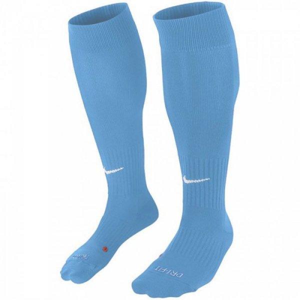 Getry piłkarskie Nike Classic II Cush OTC j. niebieskie SX5728 412