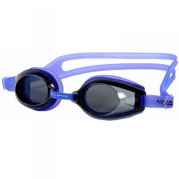 Okulary pływackie Aqua-Speed Avanti fioletowe 01 /007