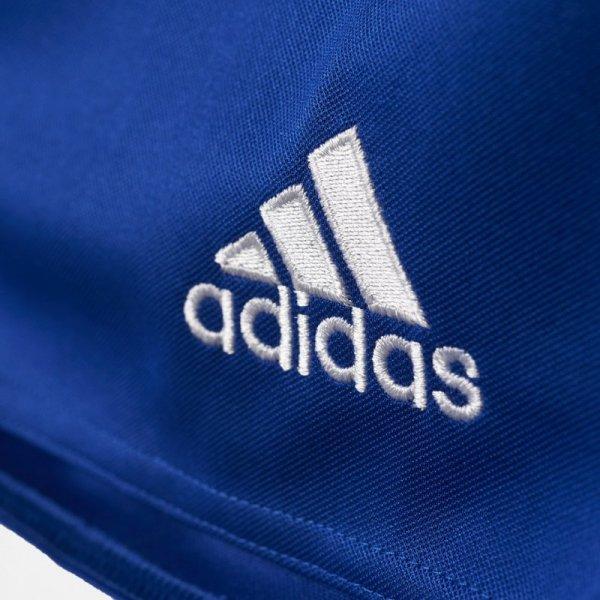 Spodenki dla dzieci adidas Parma 16 Junior niebieskie AJ5882/AJ5894