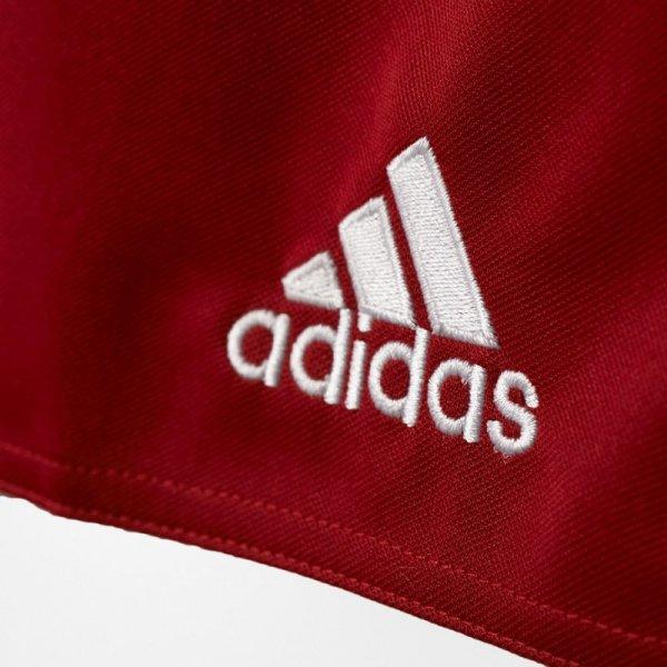 Spodenki męskie adidas Parma 16 czerwone AJ5881