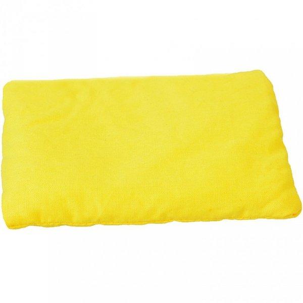 Woreczek gimnastyczny Big Sport żółty