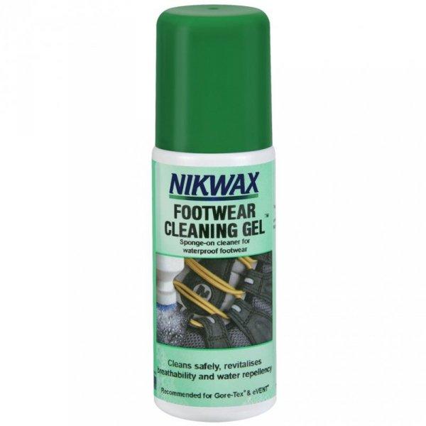 Impregnat Nikwax Footwear Cleaning 125ml NI-17 Gąbka