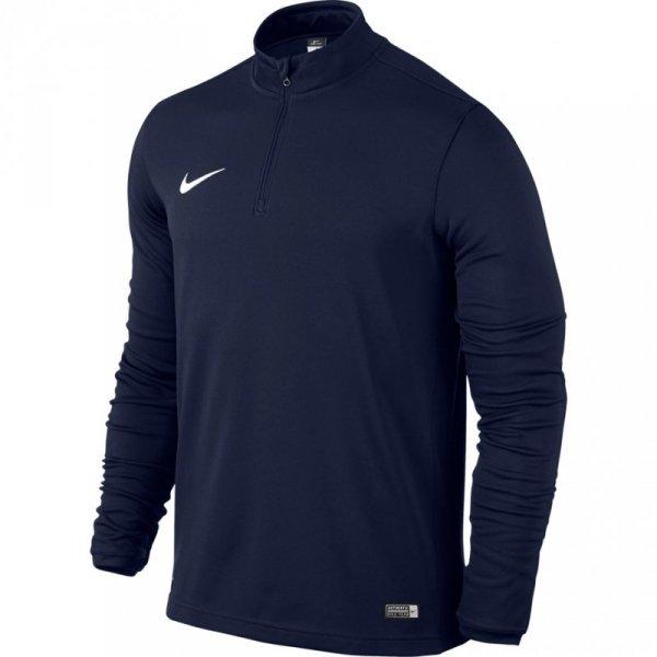 Bluza dla dzieci Nike Academy 16 Midlayer Top JUNIOR granatowa 726003 451