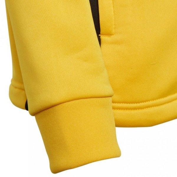 Bluza dla dzieci adidas Regista 18 Polyester Jacket JUNIOR żółta CZ8630