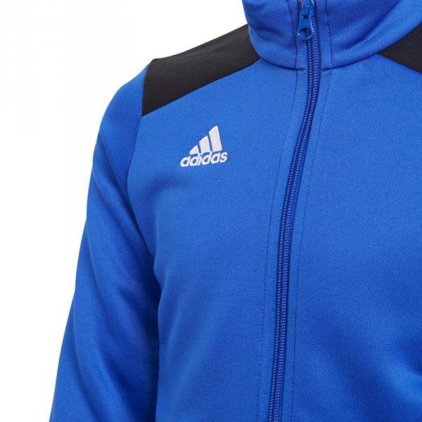 Bluza dla dzieci adidas Regista 18 Polyester Jacket JUNIOR niebieska CZ8631