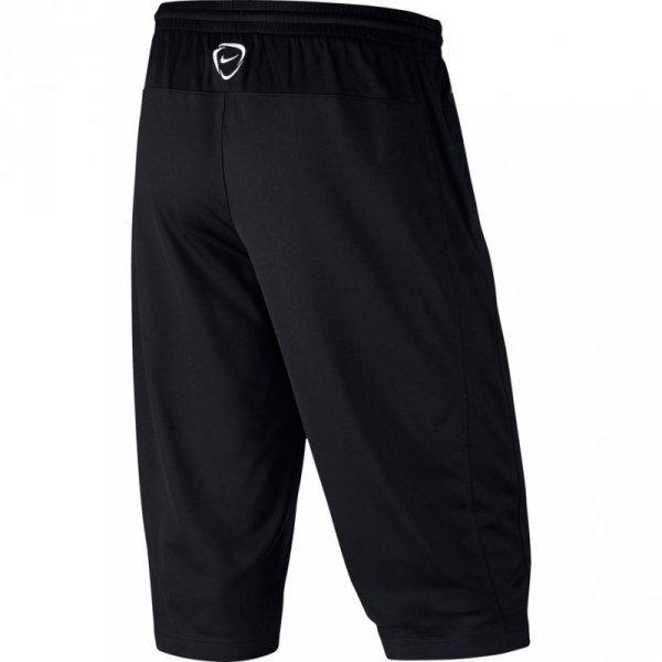Spodnie dla dzieci Nike Libero 3/4 Knit Pant JUNIOR czarne 588392 010