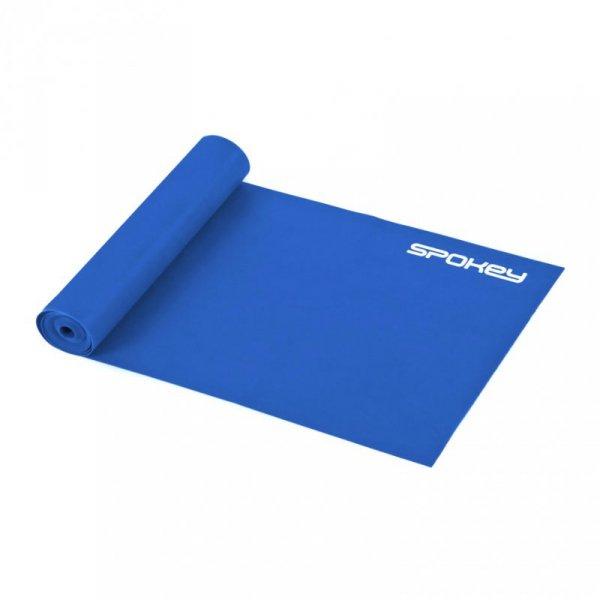 Guma Fitness Spokey Ribbon II Hard niebieska 920962