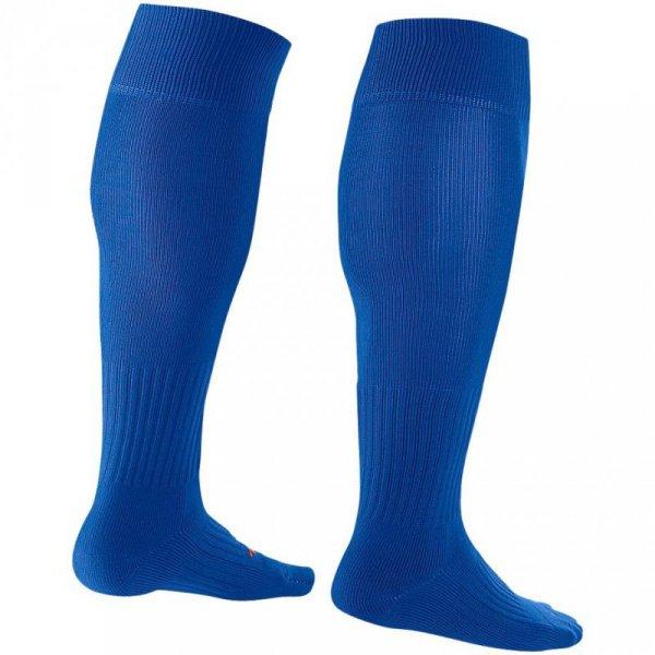 Getry piłkarskie Nike Classic II Cush OTC niebieskie SX5728 463  /394386 463