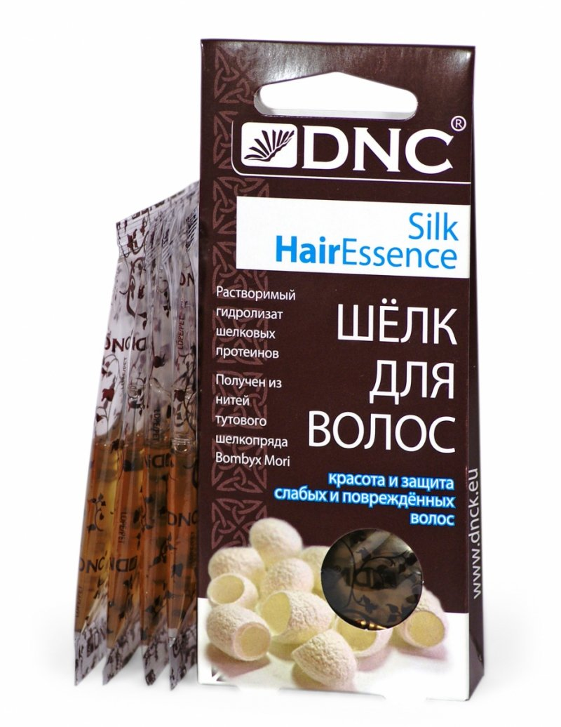 Jedwab do Włosów, DNC, 40 ml