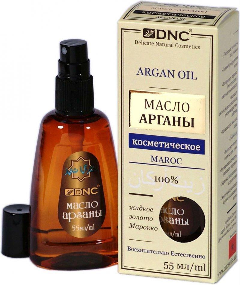 Olej Arganowy, 100% Naturalny, DNC, 55ml