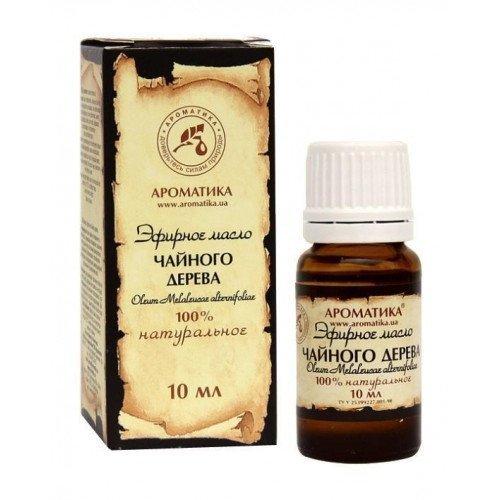 Olejek z Drzewa Herbacianego, 100% Naturalny, Aromatika, 10ml