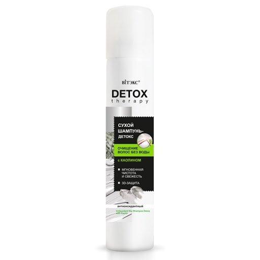 Suchy Szampon Detox z Kaolinem, Detox Therapy