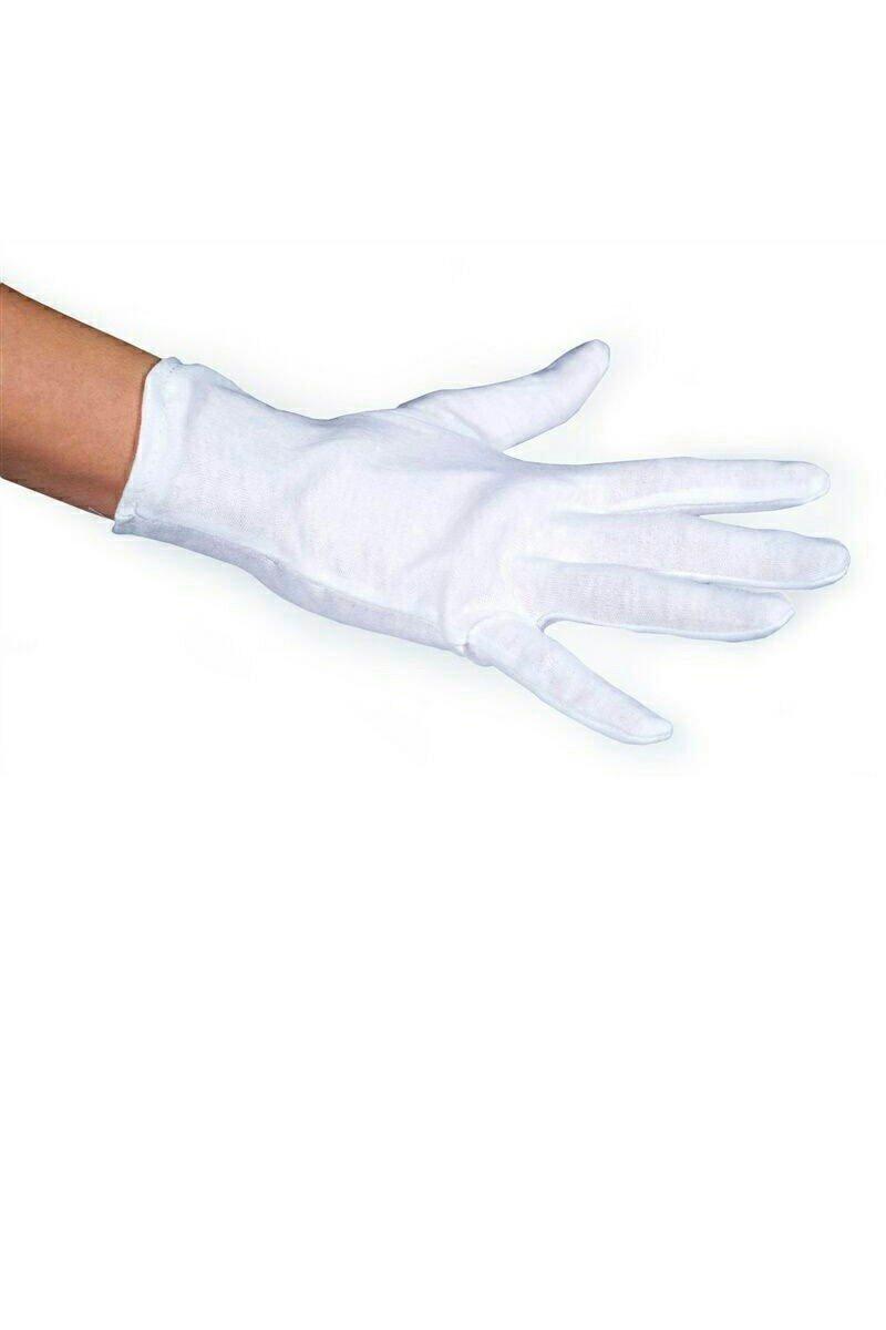 Rękawiczki Bawełniane do Zabiegów Kosmetycznych, 1 Para, DNC