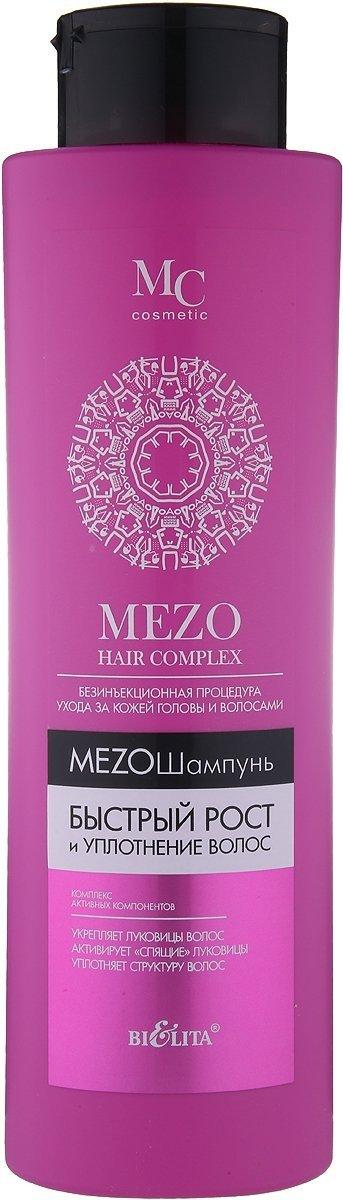 Mezo Szampon Szybki Wzrost i Idealna Długość Włosów, MEZO HAIR COMPLEX