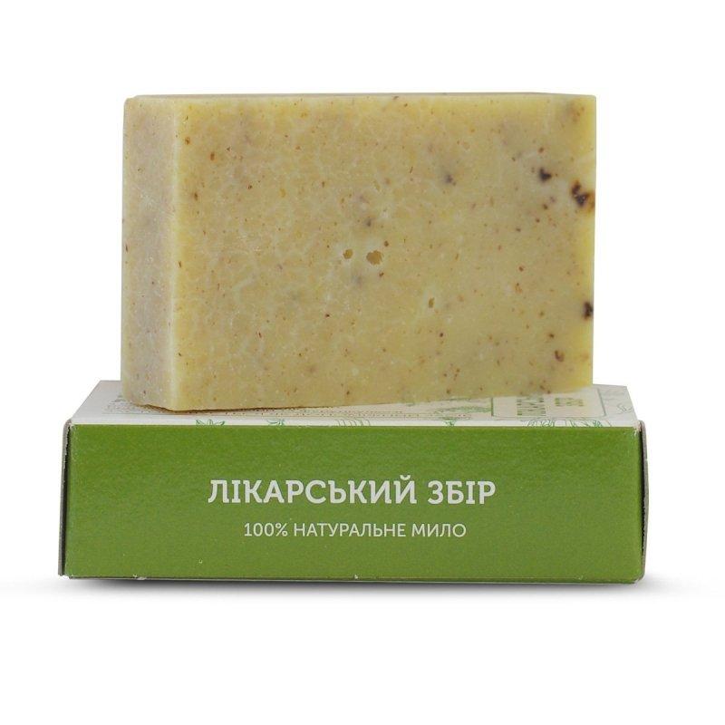 Mydło Naturalne Ręcznie Robione Ziołowe, Yaka