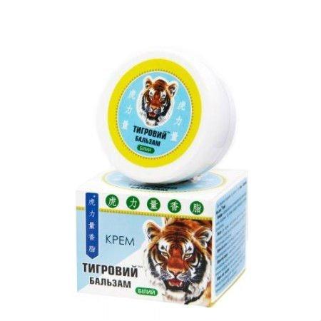 Maść Tygrysia Biała, 25ml