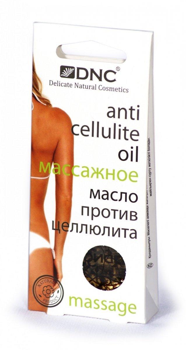 Olej do Masażu Antycellulitowy, 100% Naturalny, DNC