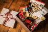 Słodki prezent, zestaw upominkowy