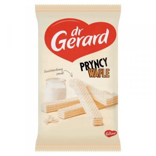 dr Gerard Pryncy Wafle z kremem o smaku śmietankowym 230 g