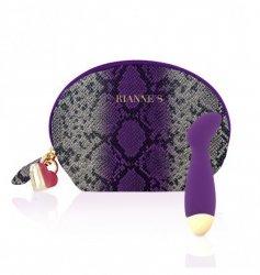 Rianne S Essentials Boa Mini G Deep Purple