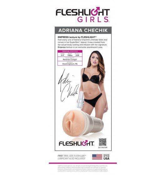 Fleshlight Girls - Adriana Chechik Empress
