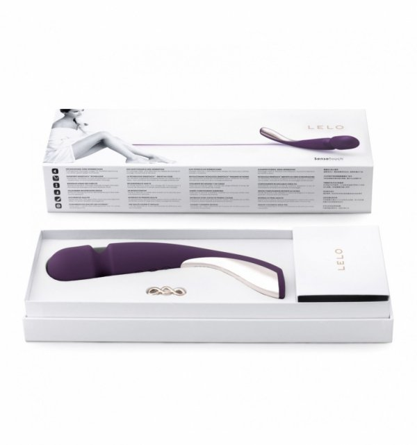 LELO - Smart Wand Medium, plum