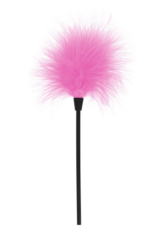 Pejcz-SEXY FEATHER TICKLER PINK