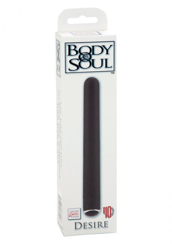 Wibrator-BODY&SOUL DESIRE BLACK