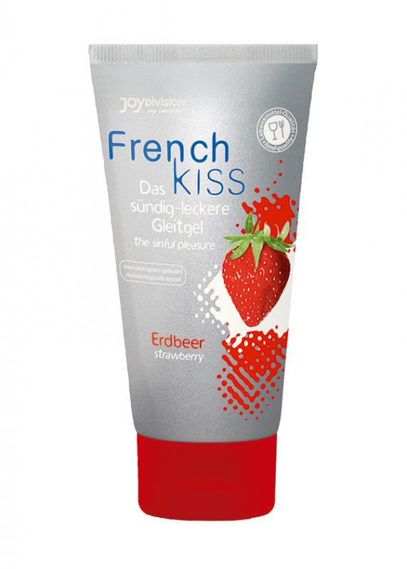 """Żel-Frenchkiss""""Strawberry"""" 75 ml"""