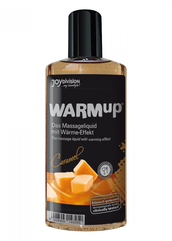 Olejek-WARMup Caramel, 150 ml
