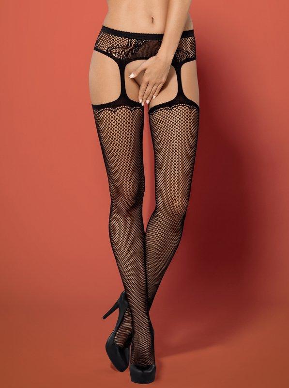 Bielizna-Garter stockings S232  S/M/L