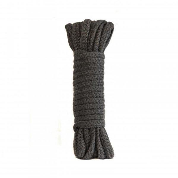 Wiązania-Rope Bondage Collection Grey 9м